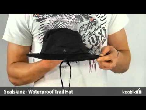 4fecad2ff0d6d Koo Bikes - Sealskinz Waterproof Trail Hat - YouTube