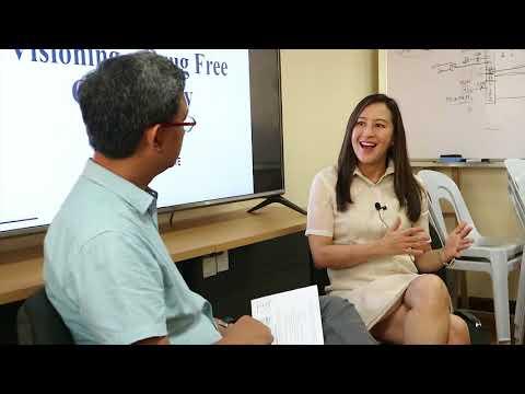 Governance for Community-based Drug Rehabilitation:  Interview with Vice Mayor Joy Belmonte Part 1