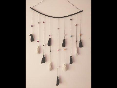 diy-boho-wall-hanging/-yarn-wall-decor/crochet-thread-craft