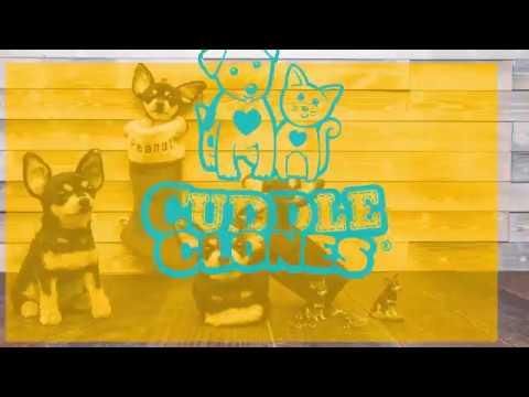 784ff371c0b8 Cuddle Clones - What Are Cuddle Clones? Custom Stuffed Animals of YOUR Pet!