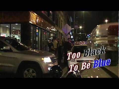 TOO BLUE TO BE BLACK TOO BLACK TO BE BLUE MPEG4
