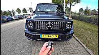 Here's Why This 2019 Mercedes G63 AMG G Wagon is the Best Yet | POV Test Drive