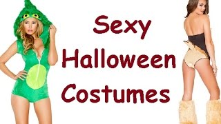 TOP 27 | BEST SEXY AND HOT HALLOWEEN COSTUMES | FOR GIRLS & TEENAGERS 2016