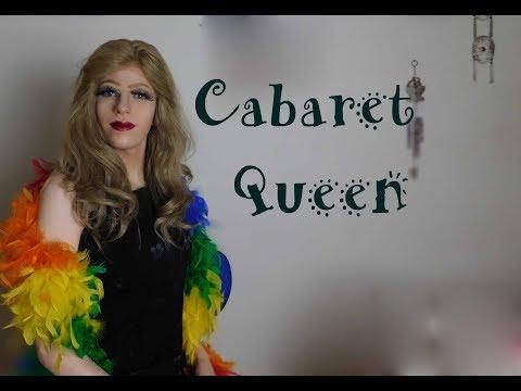 Cabaret Queen - Drag Makeup Tutorial | Andrew Hardman |