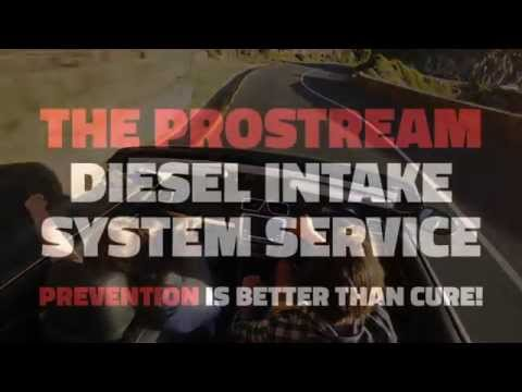 Diesel Intake System Service