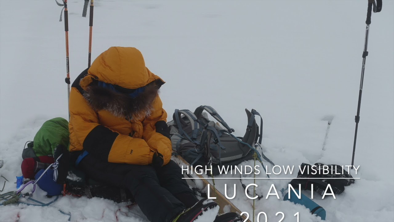Lucania 2021: High Winds Low Visibility