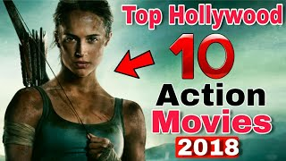 Top Hollywood 10 action movies in 2018 // tamil