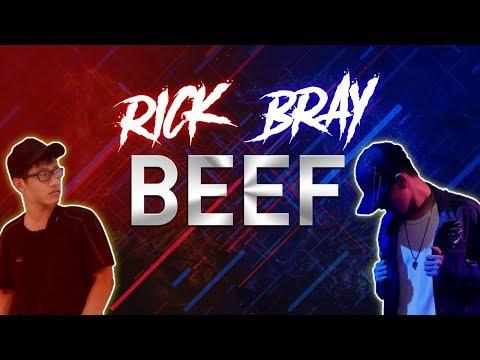『BEEF』 RICK VS. BRAY | 2013 | VIDEO LYRICS