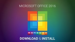 Install Microsoft Office 2016 Professional Plus from ISO file