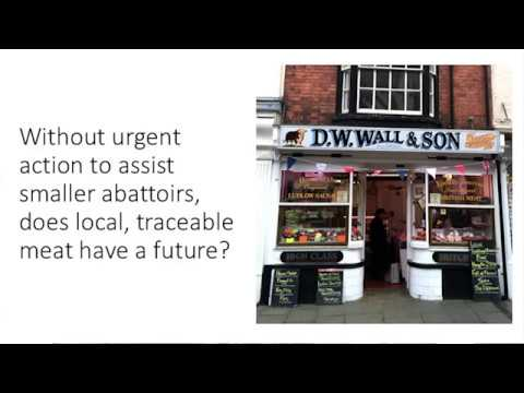 The Future Of UK Farming Small Abattoirs And On Farm Slaughter
