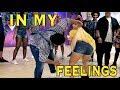 Drake - In My Feelings (COREOGRAFIA) Cleiton Oliveira | IG: @cleitonrioswag Mp3