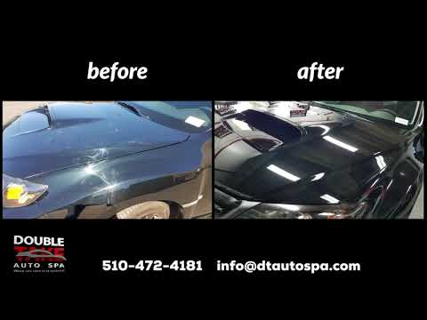 Best Black Car Paint Correction | Swirl Mark Removal | Scratch Removal