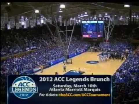 GMan & Tim Brando with ACC Legends Shout Out on February 16, 2012