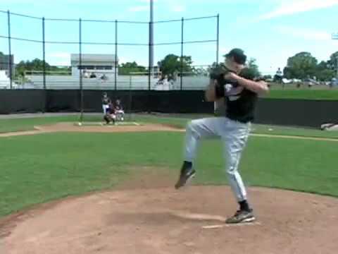 Derek Holland: 2004 Baseball Factory National Tryout