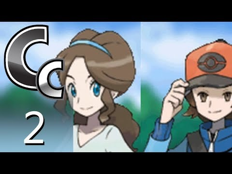 Pokémon Black & White - Episode 2: Mama was a Looker