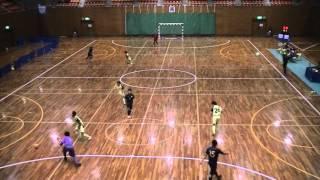 入れ替え戦 VS FC東陽(熊本/九州各県フットサルリーグ決勝大会2位) 後半