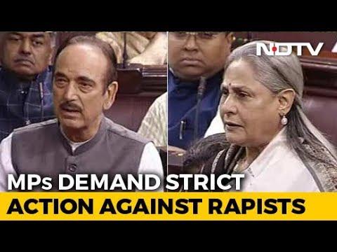 Telangana Rape-Murder Case: Leaders Demand Justice For Telangana Veterinarian