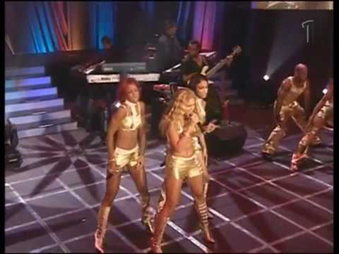 Destiny's Child - TMF Mini Concert, New York City (2001)