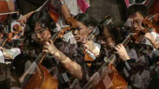 Sha Tin College in Rehearsal 2008