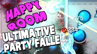 Happy Room German Gameplay - Die Ultimative PARTY FALLE