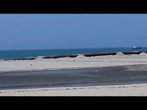 Vizhinjam Sea port Construction in TVM