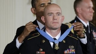 Ty Carter Presented the Medal of Honor (Official White House  Feed) (HD)