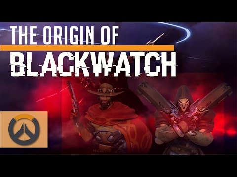Overwatch Lore: The Origin of Blackwatch - The Darkness Behind The Peace