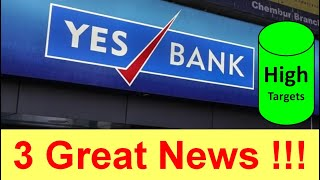 YES Bank Share Latest News TODAY.  Fundamental Analysis of Yes BaNK Share Price Target.