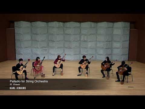 Karl Jenkins - Palladio for String Orchestra I. Allegretto, III. Vivace
