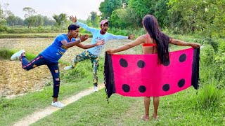 Must Watch New Funny Video 2021 Top New Comedy Video Try To Not Laugh Episode 190 By Poor Youtuber