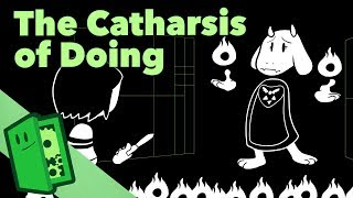 The Catharsis of Doing - Designing Emotionally Intense Experiences - Extra Credits