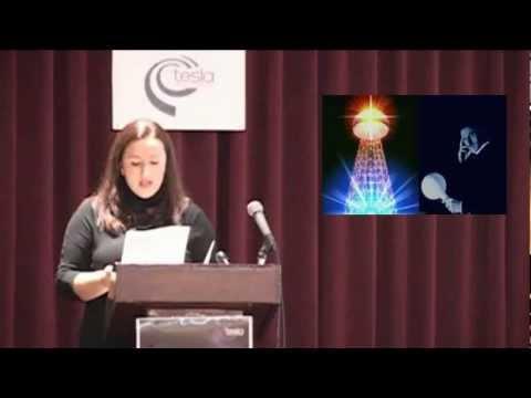 Tesla Tower in Serbia - Tesla Memorial Conference - New York 2013