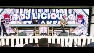 DJ Licious - Calling (Summerfestival 2016 live version ft. Sakso)