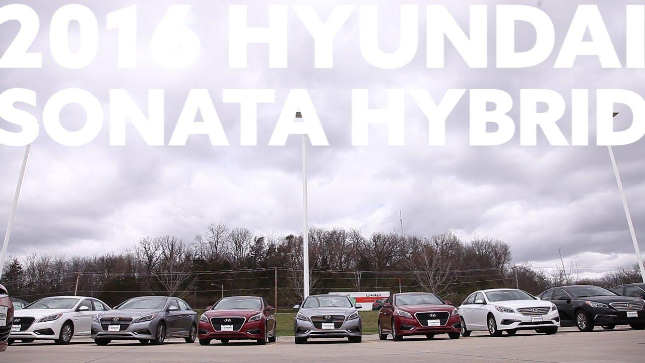 2016 Hyundai Sonata Hybrid Battery Test