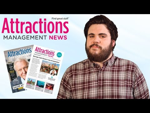 Attractions Management News update 20th April 2018