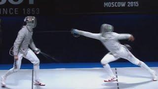 2015 World Champs Moscow MSI L2 Homer v Yakimenko