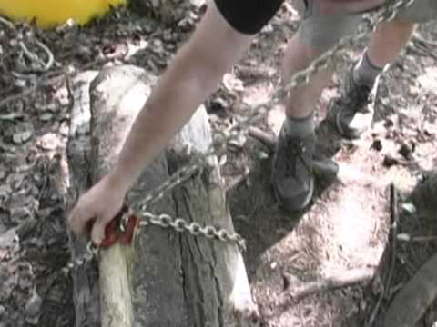 71847fb128a How to use the choker chain PCA-1295 - Portable Winch Co.