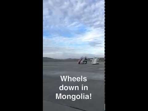 Behind-the-Scenes: Secretary Kerry Visits Mongolia