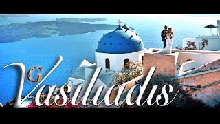 #VASILIADIS ◣ Невеста ● Nevesta ◥【 Greece Santorini 】