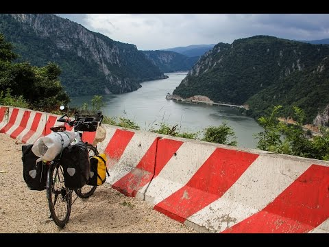EuroVelo Route 6: Bicycle Touring Along the Danube River in Serbia - EP. #27