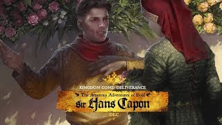 Kingdom Come: Deliverance - дополнение про Яна Птачека