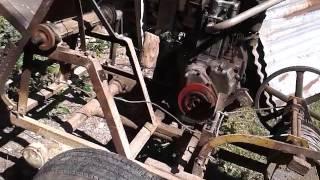 moteur Bernard diesel W51