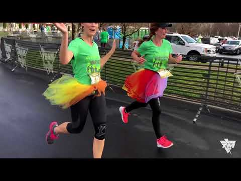 2018 St. Patrick's Day Music City Half Marathon, 10k, & 5k | TEAM MAGIC