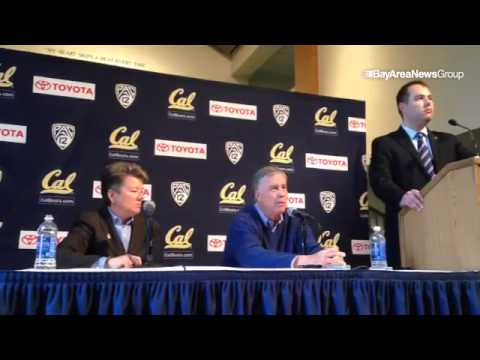 Cal Coach Mike Montgomery @CaMensBBall on retirement and filling position @cctimes