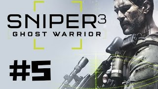 Sniper Ghost Warrior 3 Walkthrough Gameplay Part 5 – Cut Off  Mission PS4 1080p – No Commentary