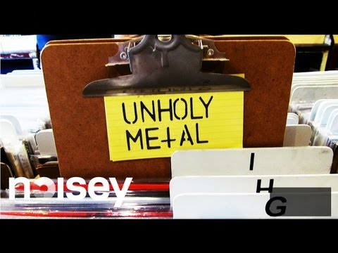 Heavy Metal Will Not Get You Laid - Vacation Vinyl - Record Shop Dude - Episode 5
