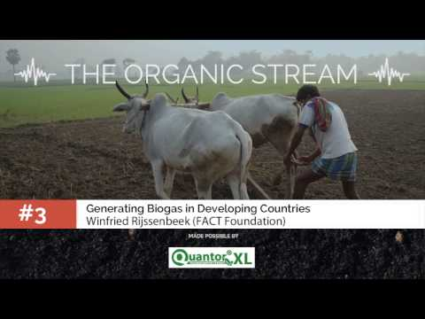 The Organic Stream #3: Generating Biogas in Developing Countries