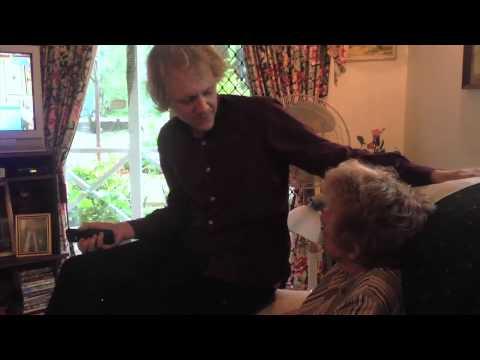 Grandma Mona and Josh Thomas talk