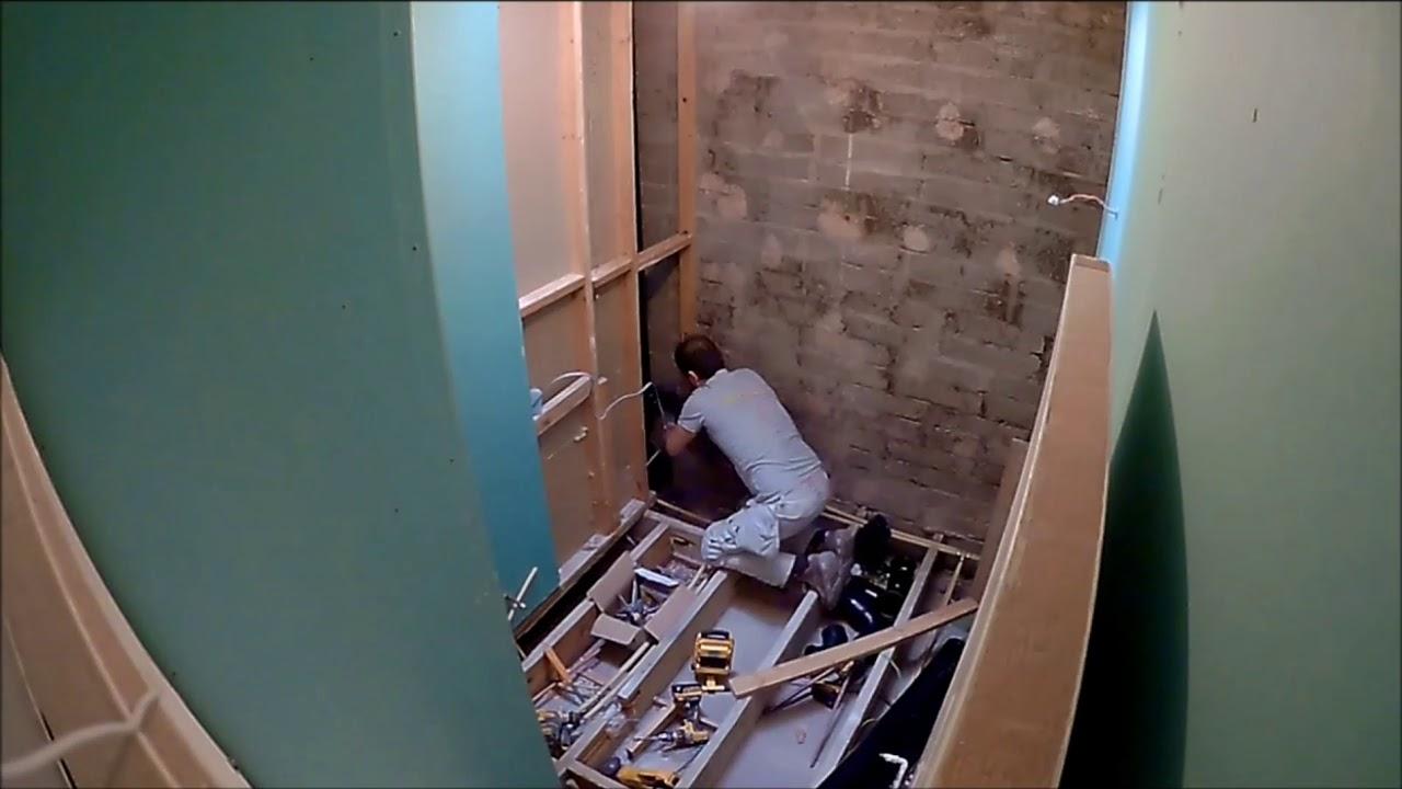 Bathroom renovation Dublin 6. - YouTube