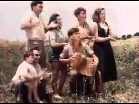 Hava Nagila song - famous Israeli song - Authentic recording from Israel